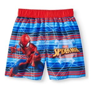 Spider-Man swimsuit ($5 with bundle)